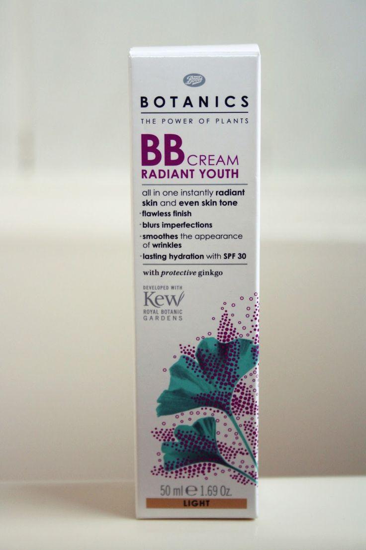 Boots Botanics BB cream