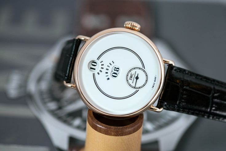 Introducing: The IWC Tribute To Pallweber Edition '150 Years' (Live Pics & Pricing)