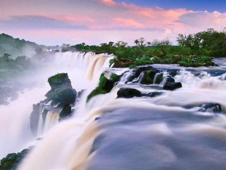 Iguazu National Park, Argentina  http://www.webshots.com/todays