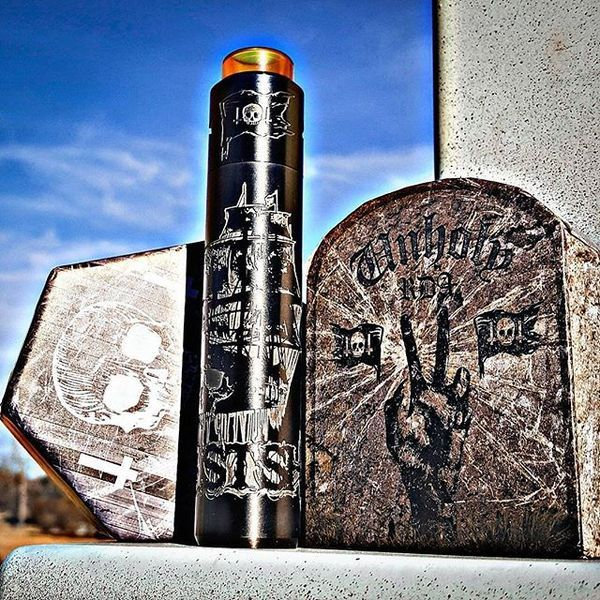 Ghost Ship And Unholy Set By Deathwish Modz ( Limited Edition )