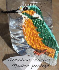 Et voilà 2em oiseau  terminé... il est plutot mignon mon Martin pêcheur... qu'en pensez vous @natacha189 .? #jenfiledesperlesetjenoubliedemarreter #jenfiledesperlesetjaimeca #jenfiledesperles #jenfiledesperlesetjassume #faitmain #madeinfrance #collier #collar #necklace #necklaces #handmade #hechoamano #jewel #jewels #jewelry #jewellery #handmadejewelry #joyeriahechaamano #bijouxfaitmain #miyukibeads #perleaddict #perlesandco #matierepremiere #miyukiaddict #miyuki #oiseau #bird #birds…