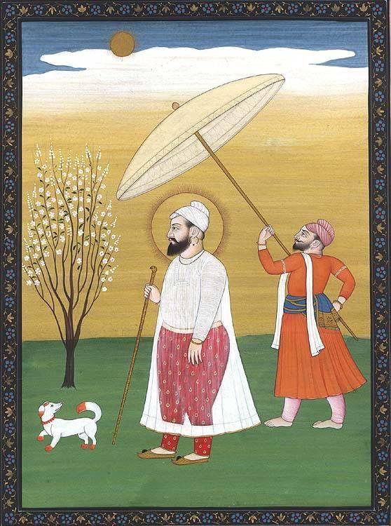Guru Har Rai(1644-1661),7th Guru, besides spiritual teachings,encouraged greening,landscaping & herbal medicine.