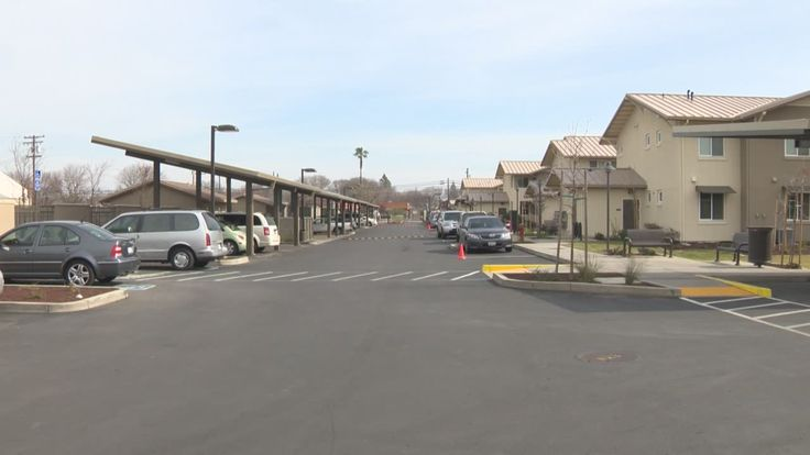 EAH Housing developed Archway Commons. Modesto affordable housing complex brings hope for many