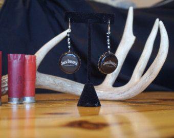 Trip Jacks 3 Jack Daniel's Lighted Bottles by BoMoLuTra on Etsy