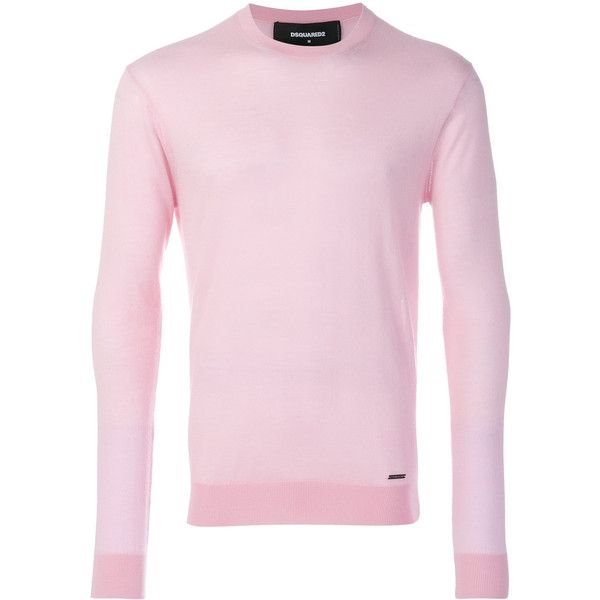 Dsquared2 classic cashmere jumper ($775) ❤ liked on Polyvore featuring men's fashion, men's clothing, men's sweaters, mens ribbed sweater, mens cashmere sweaters, mens long sleeve polo sweater, mens slim fit sweaters and mens slim fit cashmere sweaters