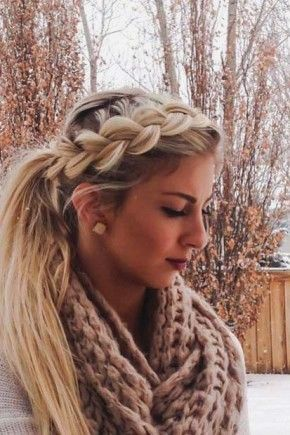 Nothing ruins an otherwise smart and on trend outfit like messy, scrunched up winter hair.