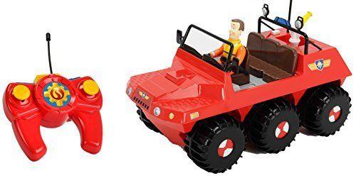 Dickie Toys 203099620 - RC Feuerwehrmann Sam Hydrus, funkferngesteuert zu Wasser und zu Land, 30 cm, http://www.amazon.de/dp/B00WUIJVV4/ref=cm_sw_r_pi_awdl_xs_bmYsybY78B75W