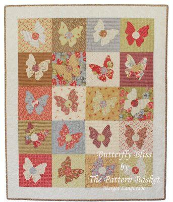 Корзина Шаблон: Бабочка Блаженство