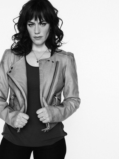 Still of Maggie Siff in Sons of Anarchy