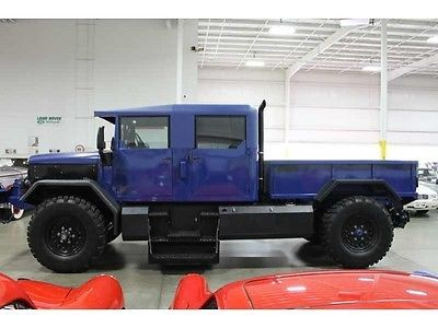 1978 Other Makes M35A2 Jeep Duece and a Half