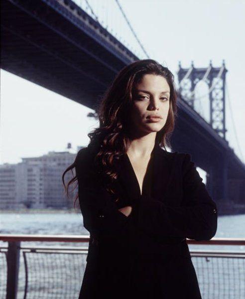 Vanessa Ferlito (CSI: NY, Graceland, The Sopranos) Italian American ACtress
