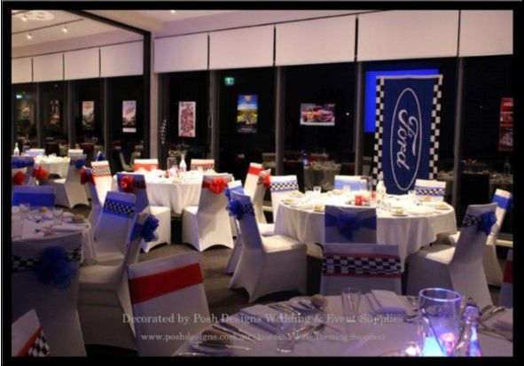 #motorsporttheme #fordholdentheme #corporate #event #theming available at #poshdesignsweddings - #sydneyfunctions #southcoastfunctions #wollongongfunctions #canberrafunctions #southernhighlandfunctions #campbelltownfunctions #penrithfunctions #bathurstfunctions #illawarrafunctions All stock owned by Posh Designs Wedding & Event Supplies – lisa@poshdesigns.com.au or visit www.poshdesigns.com.au or www.facebook.com/.poshdesigns.com.au