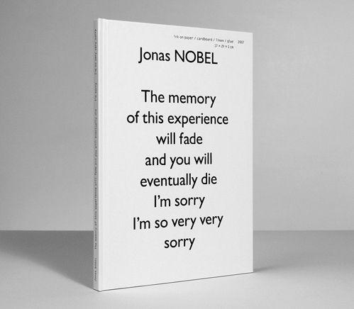 very very sorry: Books Covers, Favorite Boards, Development, Graphics Porn, Jonas Nobel, Graphics Design, Favorite Quotes, Design Thingi, Bad Ideas