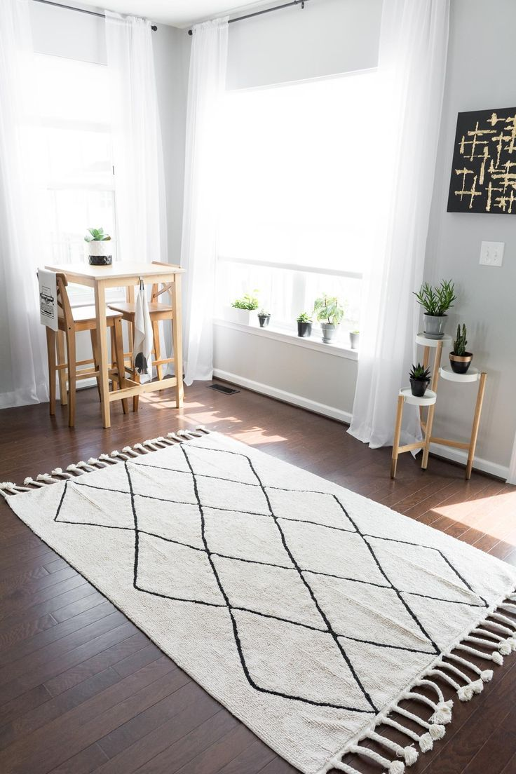 Check out my review of the awesome washable rugs from Lorena Canals--great for kids and pets! (Sponsored)