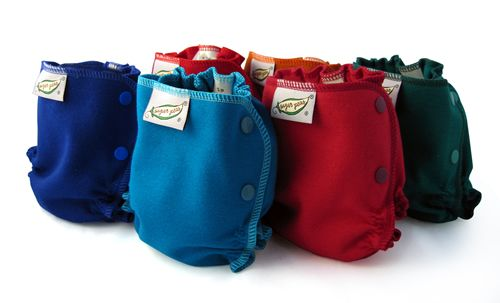 Wool Diaper Covers:  The Perfect Companion to Cloth Diapering