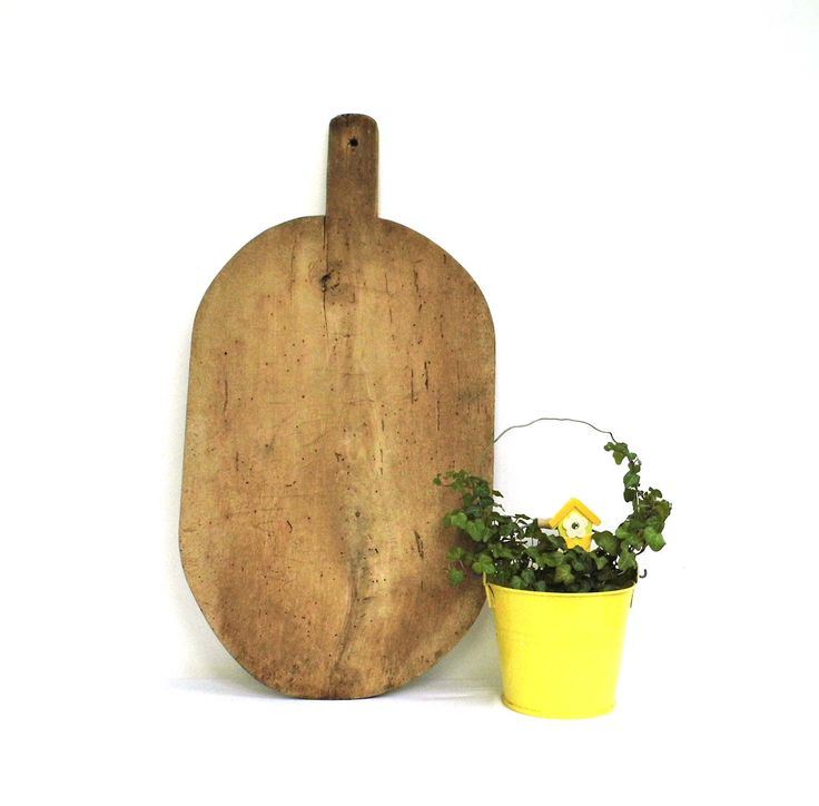 Antique Cutting Board Vintage Large Chopping Board Wood Rustic Bread Cheese Onion Plate Serving Kitchen Utensil Primitive Farmhouse Decor by WoodHistory on Etsy