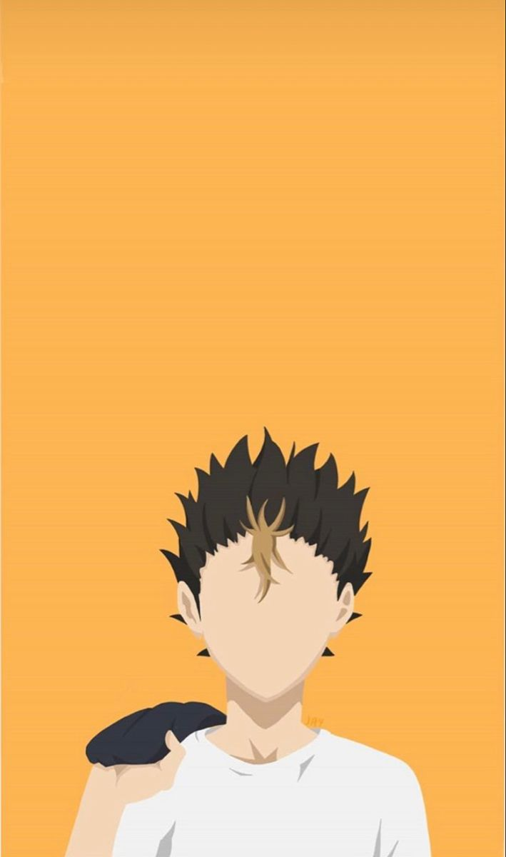 Haruka Nanase Wallpaper Anime Seni Anime Animasi