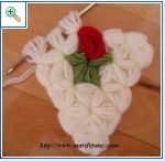 I do not know what this kind of crochet is called but it sure is pretty, found on : http://www.liveinternet.ru/users/ltava/post205243659/ Photo instructions.