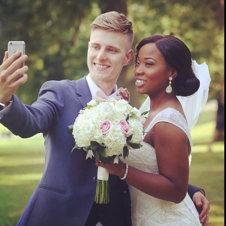 Yes!! Congratulations #husbandandwife