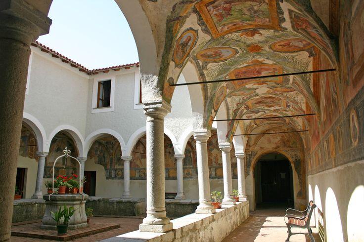 Balvano Convento di Sant'Antonio e paesi della