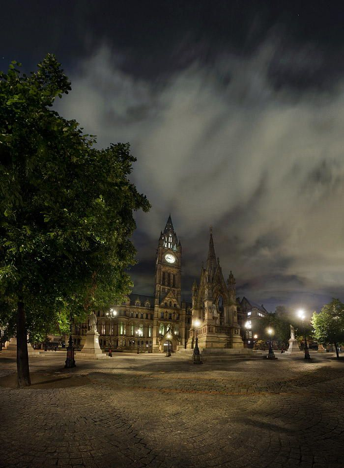 Manchester Town Hall by Andrew Brooks on 500px