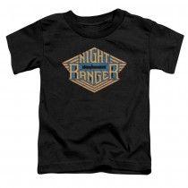 Night Ranger Logo Toddler T-Shirt