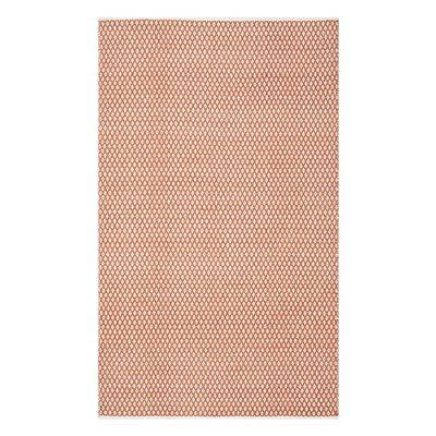 Safavieh BOS685C Boston Bath Mats Area Rug, Orange
