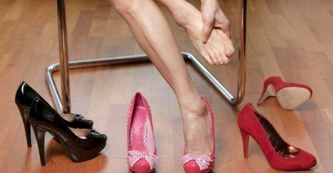 Δείτε μέσα από εικόνες τι προκαλούν τα ψηλά τακούνια στα πόδια σας: http://biologikaorganikaproionta.com/health/242811/