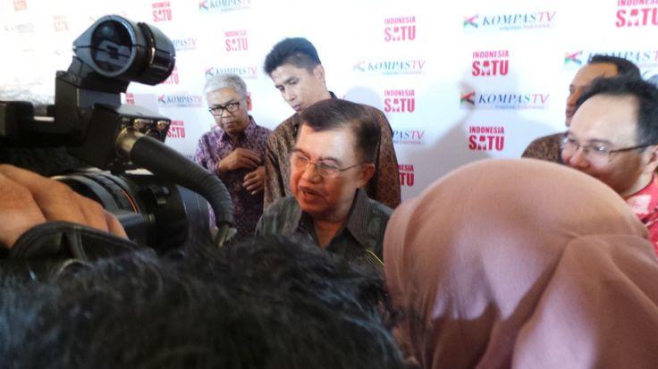 JK Usul Contra Flow di Jalur Transjakarta | Jusuf Kalla