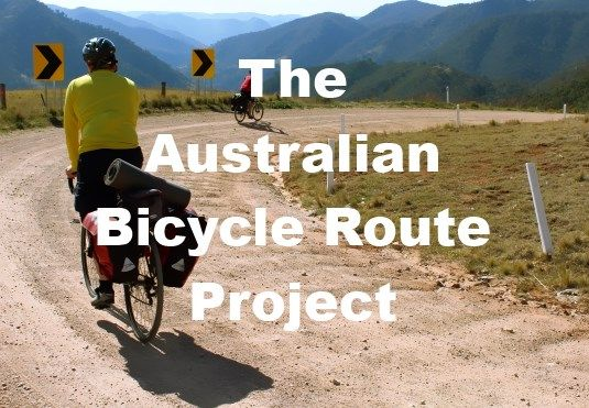 Find out more at http://ozbikerouteproject.cycletraveller.com.au