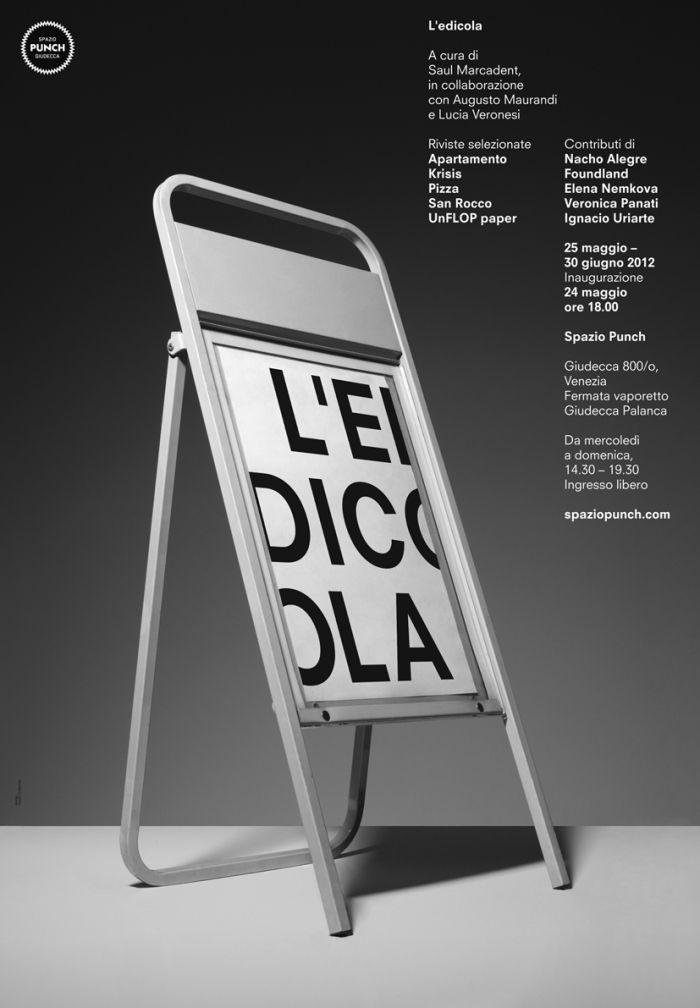 Paolo Palma, poster