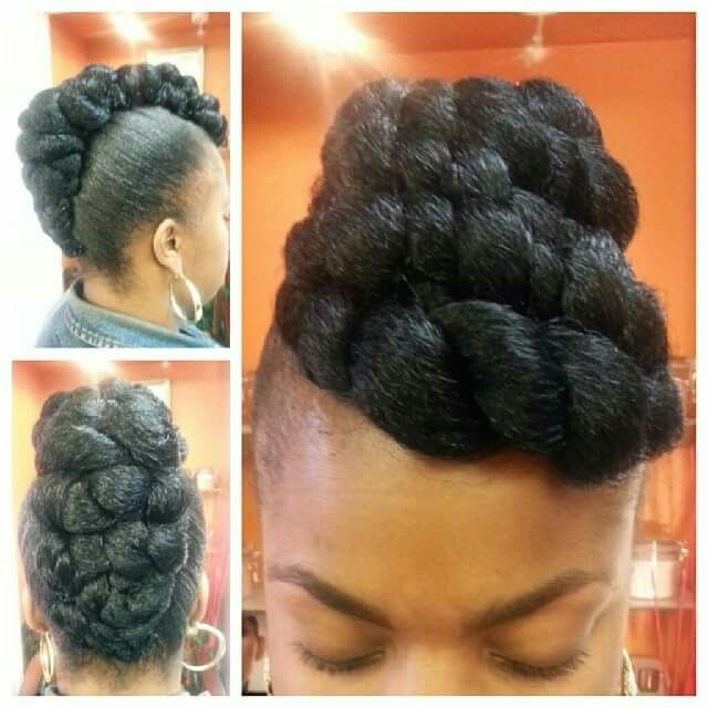 Natural Hair Salons In Baltimore