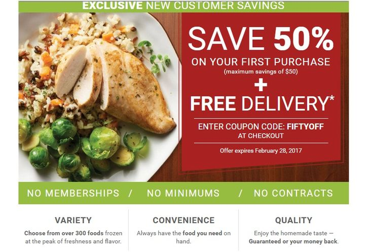 *HOT* Available Again! Save Now! $100 Worth Of Groceries For Just $50 PLUS Free Delivery from Schwan's. EBT/food stamps, check, debit/credit accepted. http://www.freebiequeen13.net/schwans-deal.html