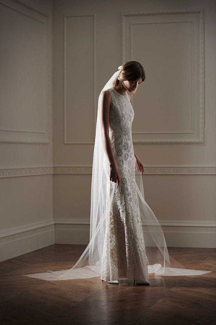 Wedding dress inspiration - ideas for wedding dresses UK, wedding gowns (BridesMagazine.co.uk) Needle & Thread – 2016 Collection