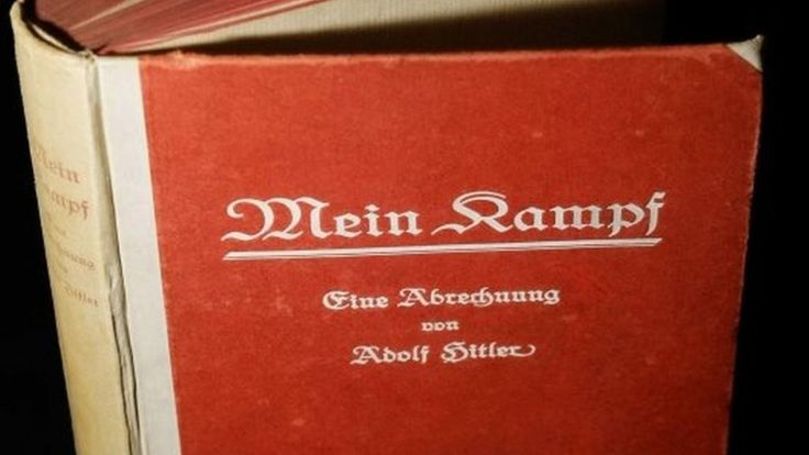 "Annotated Hitler's Mein Kampf to be published in Germany Adolf Hitler's Mein Kampf, with critical notes by scholars, is to be published in Germany next month - for the first time since the end of WW2. The Institute of Contemporary History (IfZ) in Munich says it will print up to 4,000 copies with some 3,500 notes. IfZ director Andreas Wirsching says the text with expert comments will ""shatter the myth"" surrounding the manifesto. But the move has been criticised by Jewish groups, who argue…"