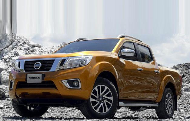 Nissan Navara 2014 Unveiled For more details http://www.carengines.co.uk/blog/