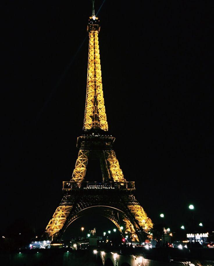Paris de noche
