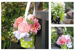 Pew flowers