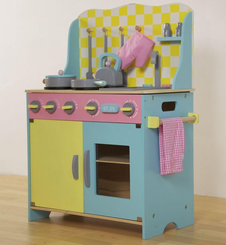 Kids Wooden Pretend Kitchen Accessories Free Cake Rack | eBay $99