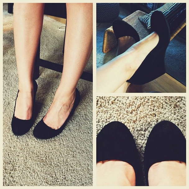 The most perfect black heels of all time.  Velvet-y fabric.  great heel height.  perfect toe shape.  super comfortable and easy to walk in.  LOVE!  From Blowfish ShoesBlowfish Shoes, Lady Shoes, Ladies Shoes, Black Shoes, Brides Shoes