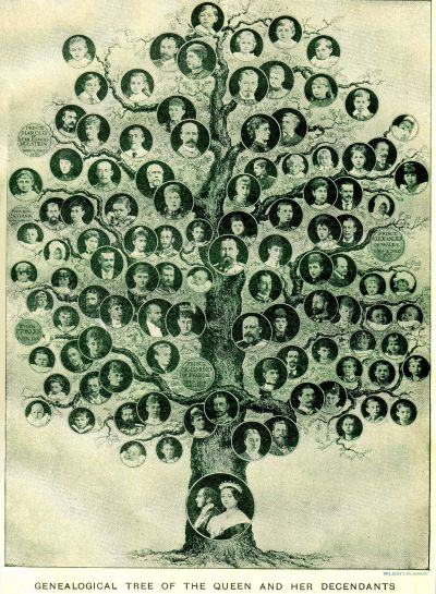 Get your #Family Tree started! We will go back 6 generations for you.