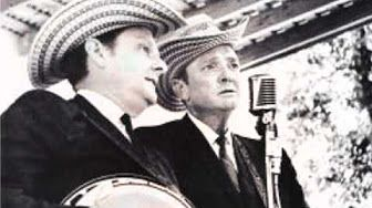 Man of Constant Sorrow - The Stanley Brothers - YouTube