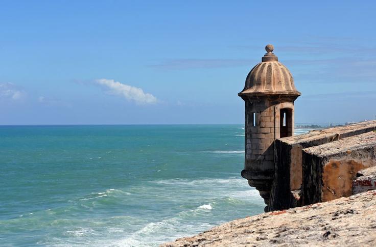 Puerto Rico, San Juan - El Morro