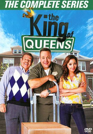 THE KING OF QUEENS COMPLETE SERIES New 27 DVD Set All Seasons 1-9 Free Shipping