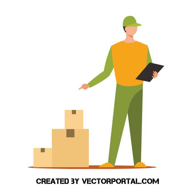 Storekeeper Stock Vector Illustration And Royalty Free Storekeeper Clipart