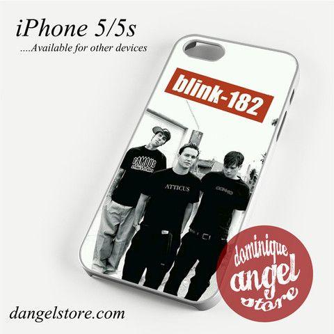 Blink 182 Crews 2 Phone case for iPhone 4/4s/5/5c/5s/6/6 plus