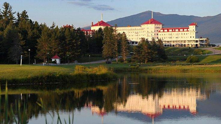 New Hampshire Resorts | Omni Mount Washington Resort