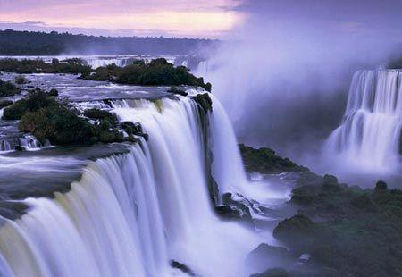 Iguaza Falls, Brazil