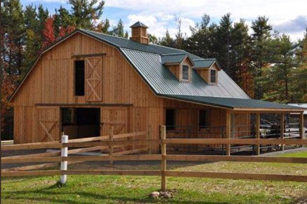 Gambrel House Barn House Pinterest Gambrel Barn