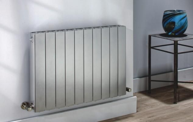 The Radiator Company Vip Royale Aluminium Designer Radiator Cast Iron Radiators - Period Radiators, Traditional Radiators, Designer Radiators, Contemporary Radiators, Modern Radiators UK